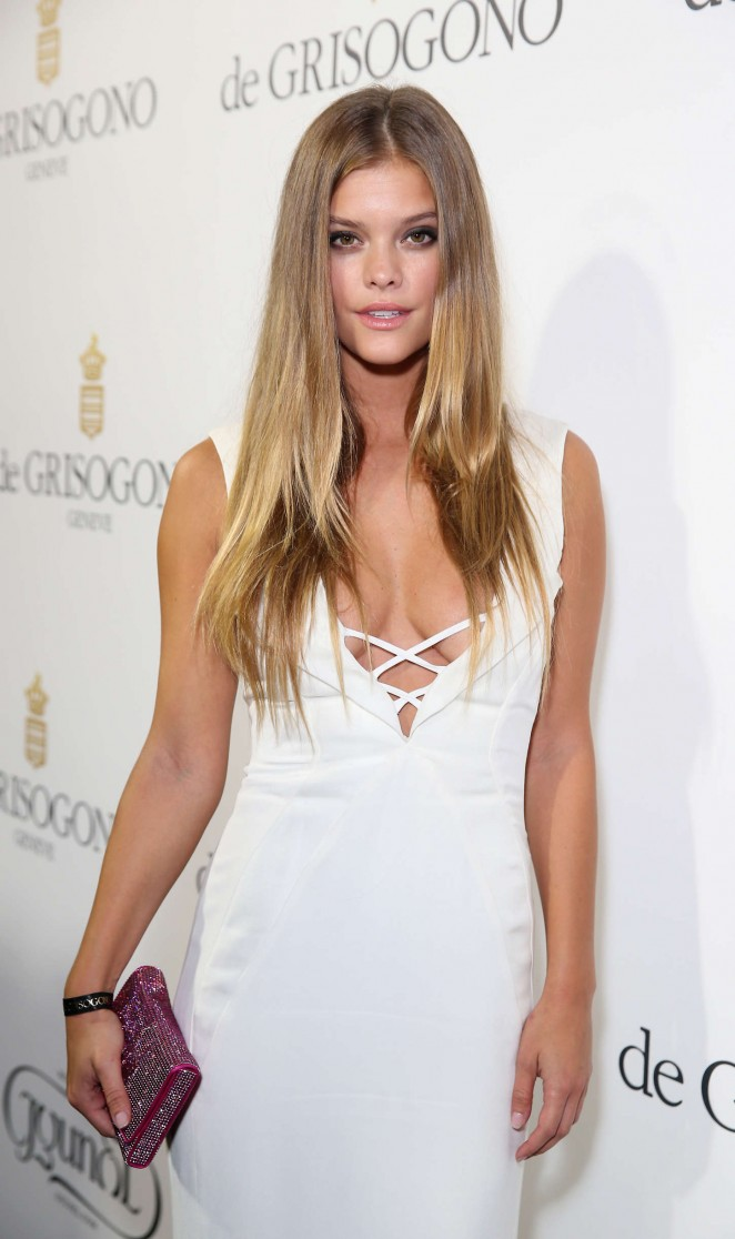 Nina Agdal – De Grisogono Party in Cannes