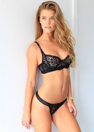 Nina Agdal - Elite Model Management Polaroids (August 2015)