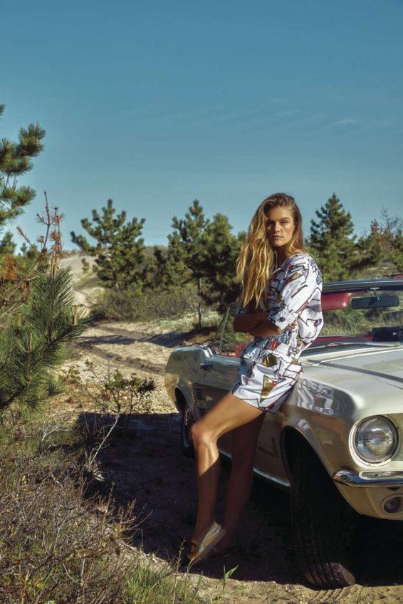 Nina Agdal 2019 : Nina Agdal – Hamptons Magazine 2019-06