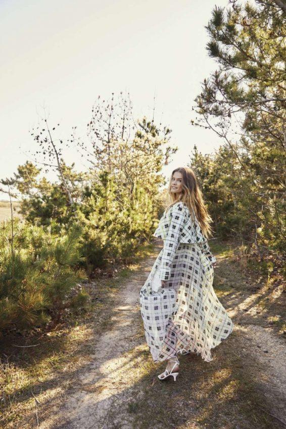 Nina Agdal 2019 : Nina Agdal – Hamptons Magazine 2019-07