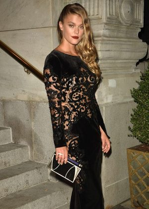 Nina Agdal - Harpers Bazaar Icons Party 2016 in NYC