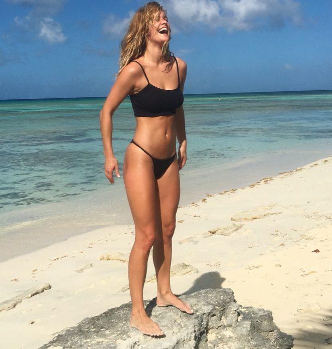 Nina Agdal in Bikini: Personal Pics -01