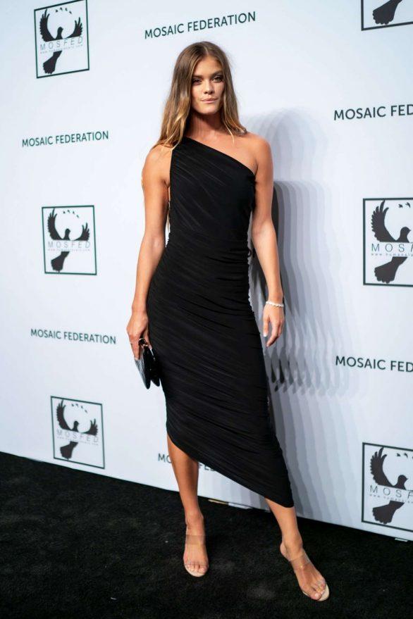 Nina Agdal - Mosaic Federation Gala Against Human Slavery in NYC