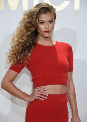 Nina Agdal - New Gold Collection Fragrance Launch in NYC
