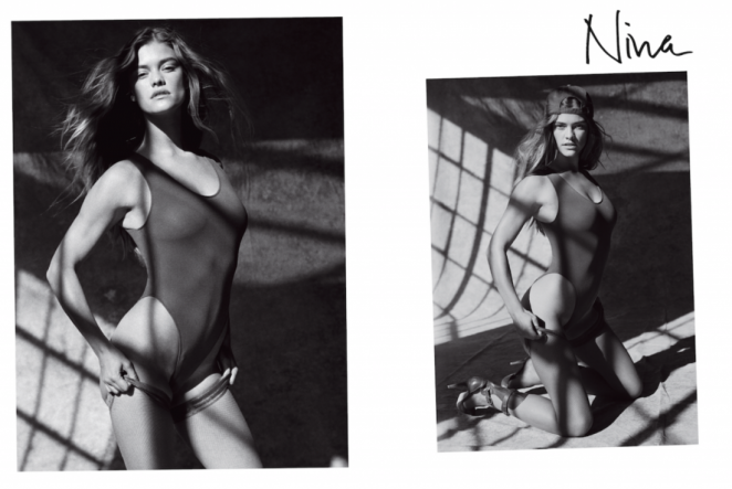 Nina Agdal - Sante D'Orazio Photoshoot for CR Fashion Book 8
