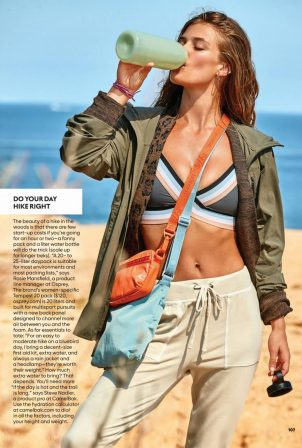 Nina Agdal - Shape Magazine (November 2020)