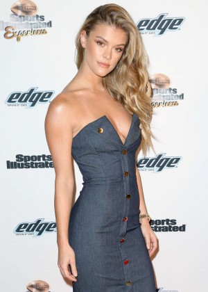 Nina Agdal - Sports Illustrated Experience Friday Night Party in San Francisco