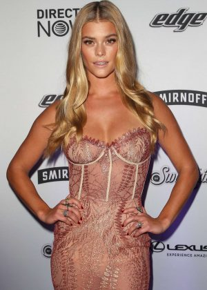 Nina Agdal - Sports Illustrated Swimsuit Edition Launch Event in NY