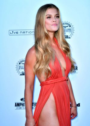 Nina Agdal - Sports Illustrated Swimsuit Summer of Swim Concert in Brooklyn