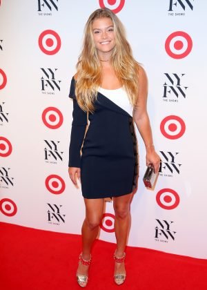 Nina Agdal - Target + IMG NYFW Kickoff Event in New York
