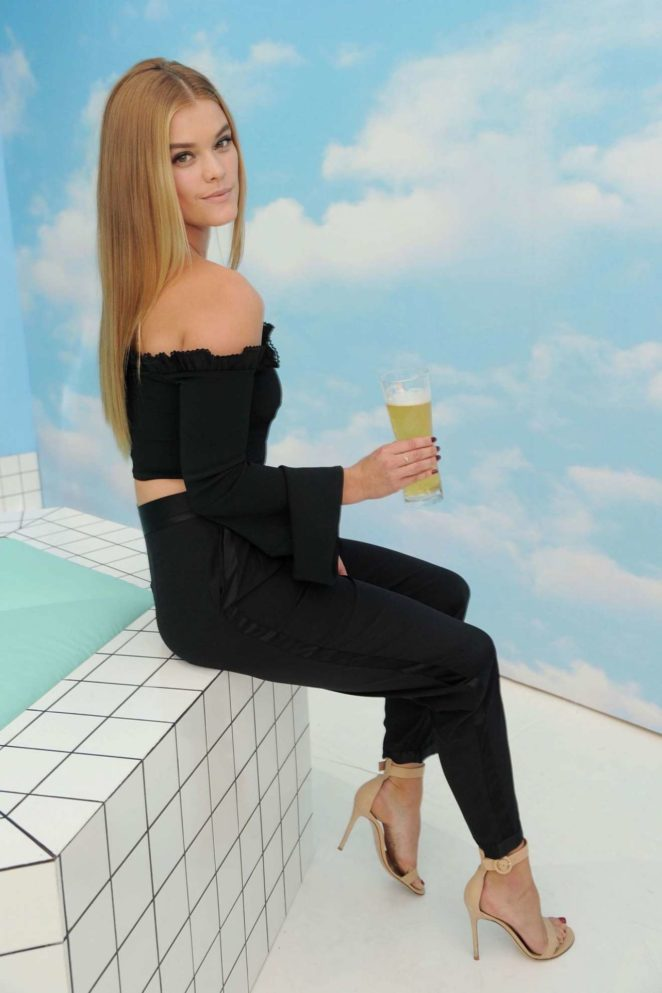 Nina Agdal - The House of Peroni in NYC