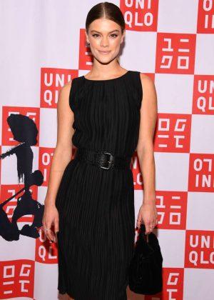 Nina Agdal - UNIQLO Hudson Yards Grand Opening Celebration in NYC