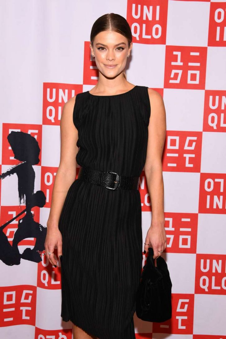 Nina Agdal - UNIQLO Hudson Yards Grand Opening Celebration in NYC
