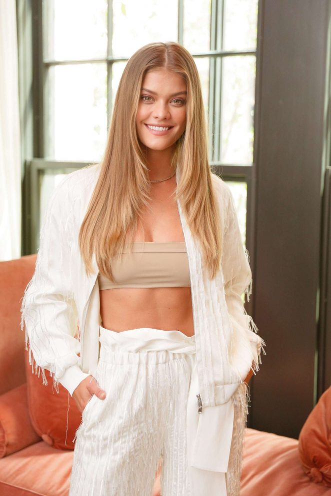 Nina Agdal - W Magazine It Girl Luncheon in New York