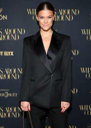Nina Agdal - What Goes Around Comes Around Flagship Opening in NYC