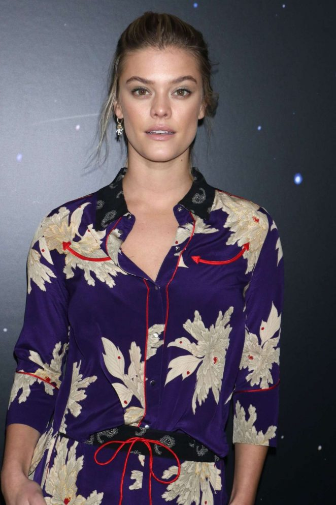 Nina Agdal - Zadig and Voltaire Fashion Show 2018 in New York