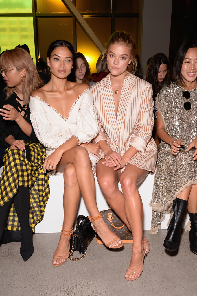 Aimee Song Fashion Week Front Row