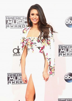 Nina Dobrev - 2015 AMA American Music Awards in Los Angeles