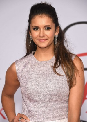 Nina Dobrev - 2015 CFDA Fashion Awards in NYC