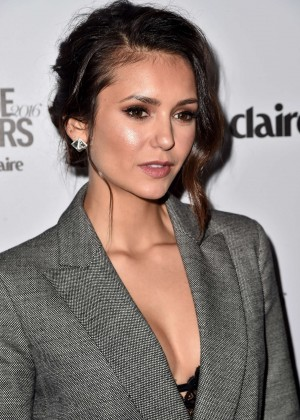 Nina Dobrev - 2016 Marie Claire Image Maker Awards in Los Angeles