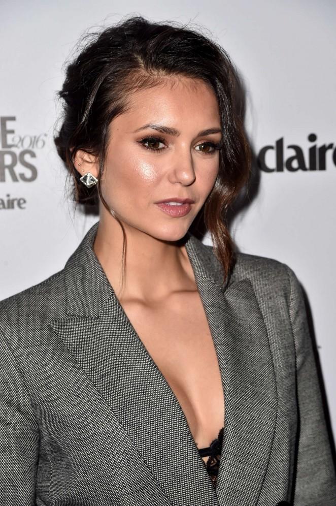 Nina Dobrev - 2016 Marie Claire Image Maker Awards in Los Angeles
