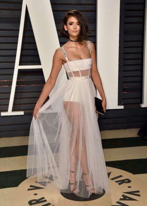 Nina Dobrev - 2017 Vanity Fair Oscar Party in Hollywood