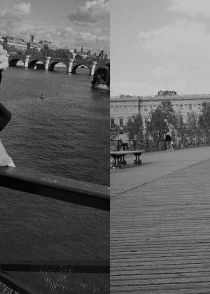 Nina Dobrev - 2018 La Ligne New York Photoshoot