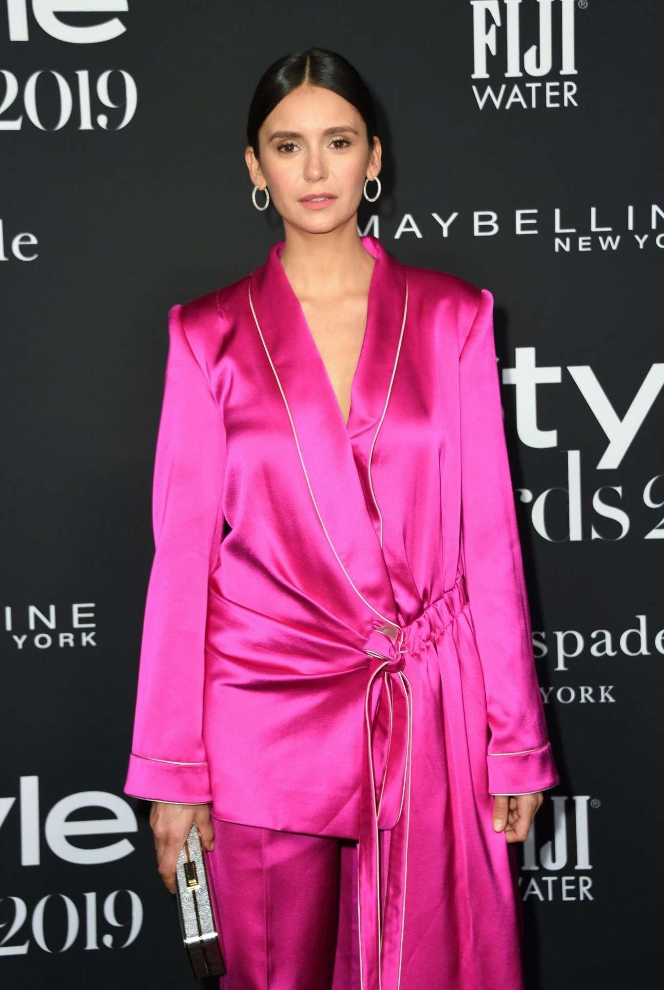 Nina Dobrev - 2019 InStyle Awards in Los Angeles
