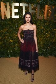Nina Dobrev - 2020 Netflix Golden Globes After Party in Los Angeles