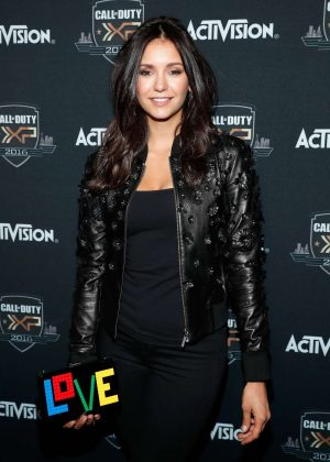 Nina Dobrev - Activision Presents The Ultimate Fan Experience Call Of Duty XP 2016 in Inglewood