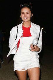 Nina Dobrev at 2019 Coachella weekend 2 in Indio