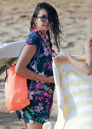 Nina Dobrev Hot in Bikini -19