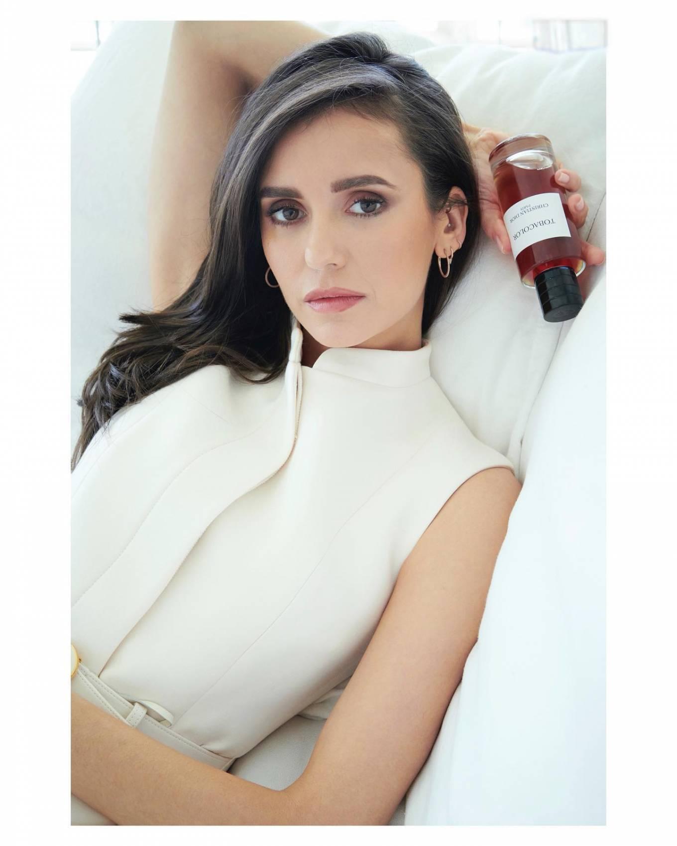 Nina Dobrev - Christian Dior fragrance campaign (2021)