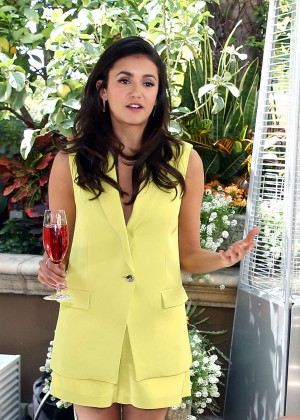 Nina Dobrev - Ciroq Empowered Brunch 2016 in Los Angeles