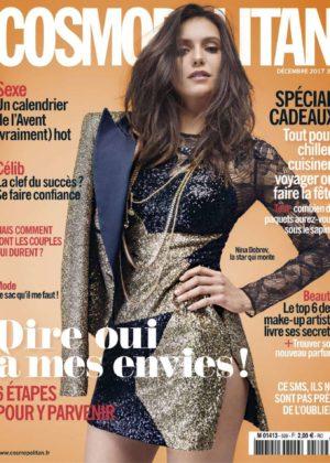 Nina Dobrev - Cosmopolitan France Magazine (December 2017)