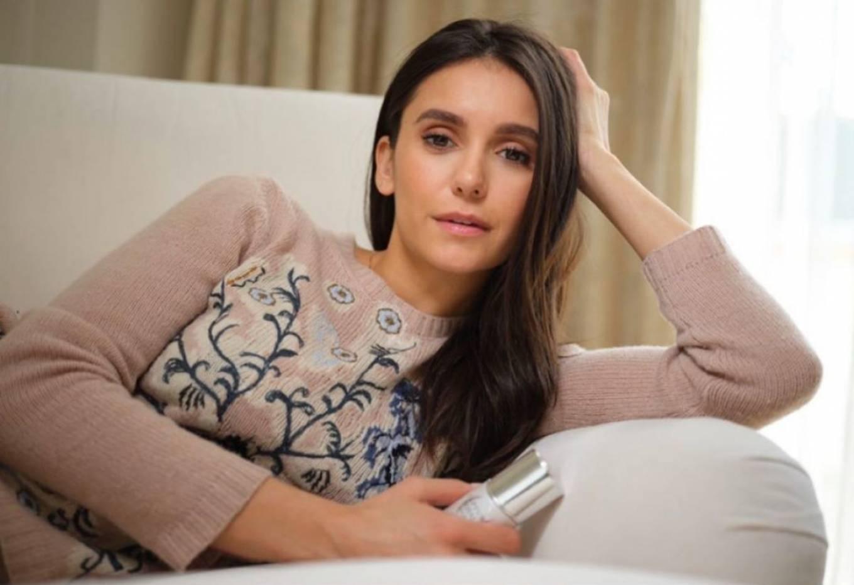 Nina Dobrev - Dior Skincare (January 2020)