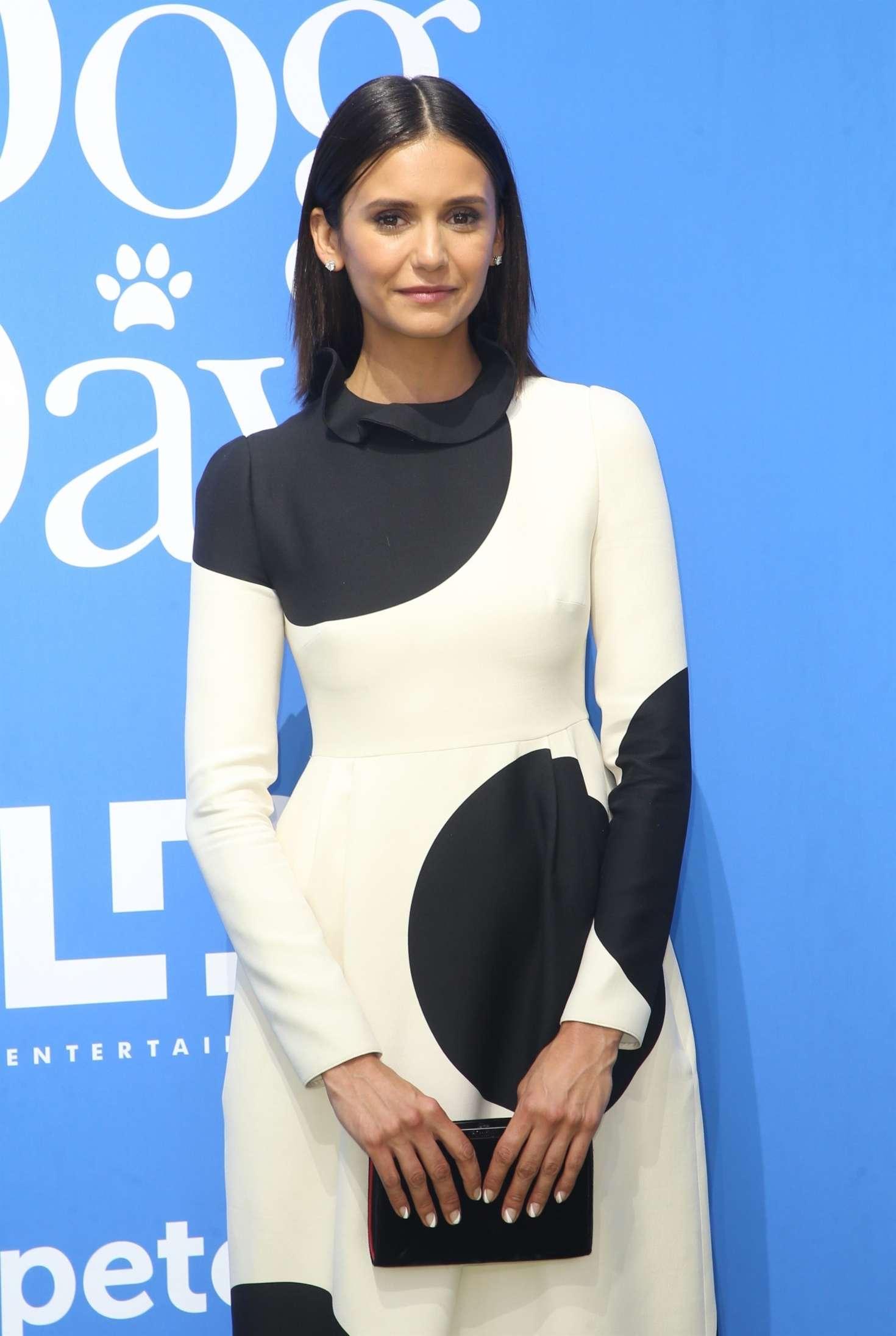 Nina Dobrev - 'Dog Days' Premiere in Los Angeles