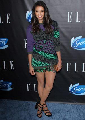 Nina Dobrev - ELLE Hosts Women In Comedy Event in West Hollywood