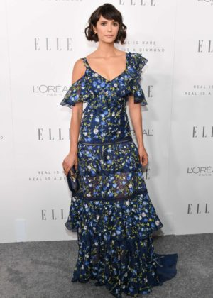 Nina Dobrev - ELLE's 24th Annual Women in Hollywood Celebration in LA