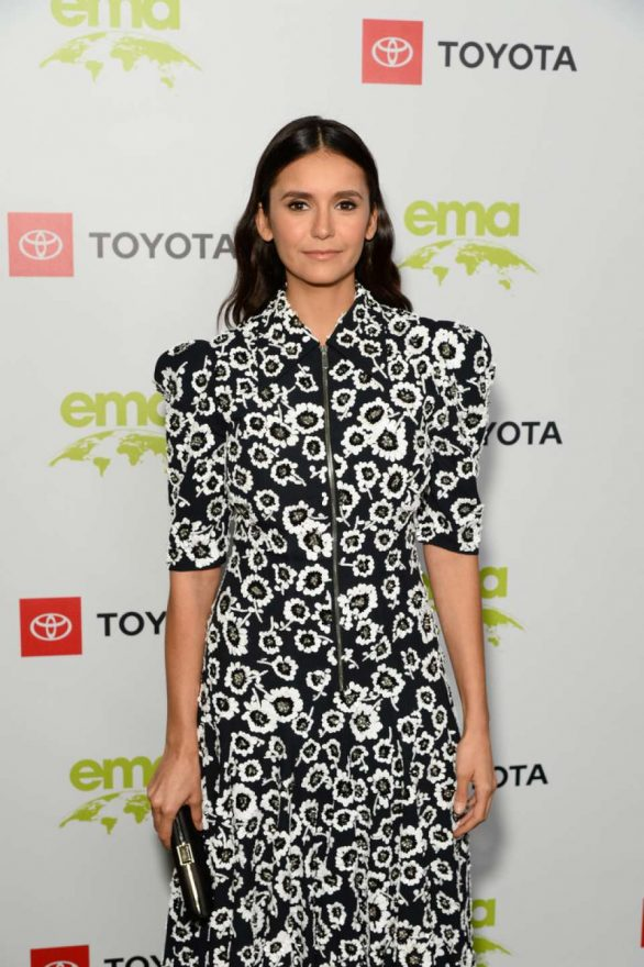 Nina Dobrev - Enviromental Media Association 2nd Annual Honors Gala in LA