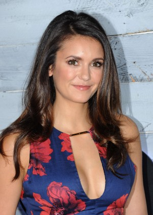 Nina Dobrev - go90 Social Entertainment Platform Sneek Peek in LA