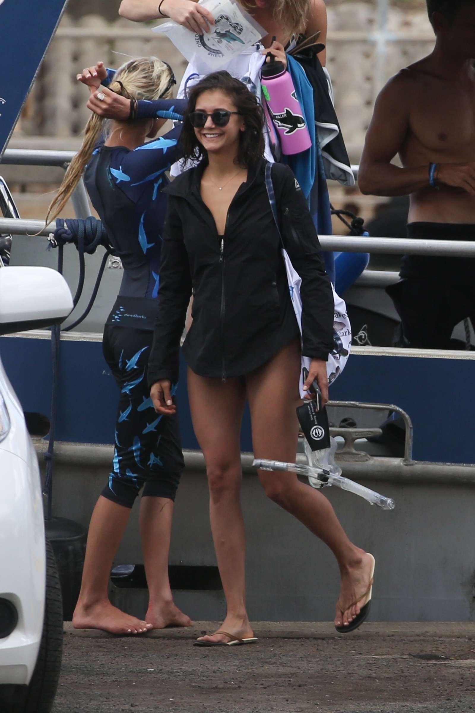 Nina Dobrev In Bikini Bottom 2017 64 GotCeleb