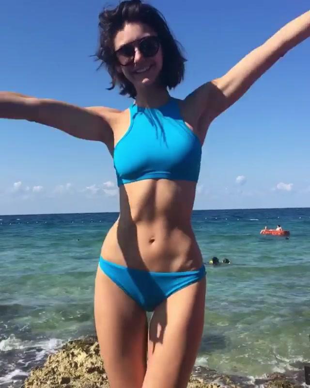 Thanks Nina dobrev bikini