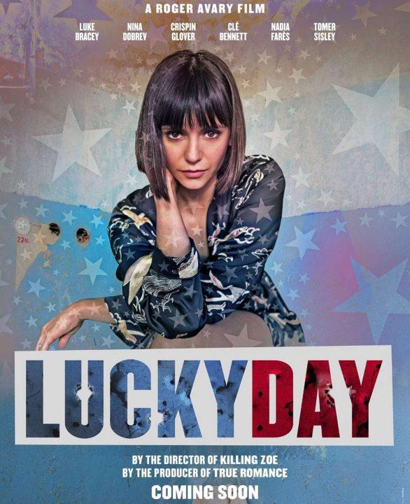 Nina Dobrev - 'Lucky Day' Promo Material 2019