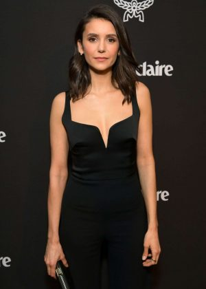 Nina Dobrev - Marie Claire Honors Hollwood's Change Makers in LA