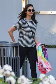 Nina Dobrev - Out in LA