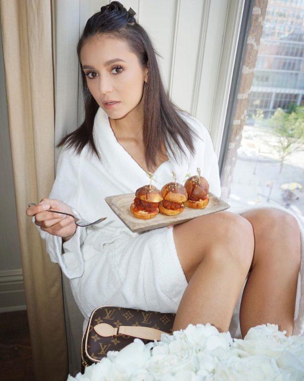Nina Dobrev - Personal Pics