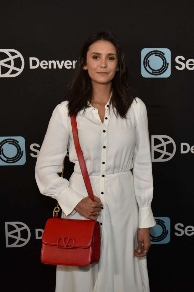 Nina Dobrev - Photocall at SeriesFest Benefit Event Celebrating TV and Music in Morrison
