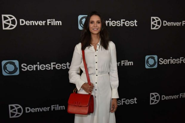 Nina Dobrev: Photocall at SeriesFest Benefit Event Celebrating TV and Music in Morrison-04