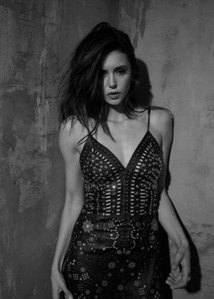 Nina Dobrev - Prestige Magazine Hong Kong 2017